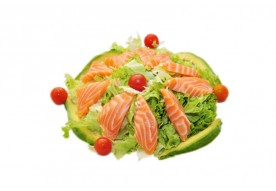 H11 Salade saumon
