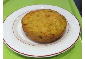 P11 Omelette aux légumes (1 pièce)